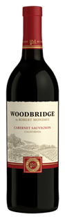 Woodbridge By Robert Mondavi Cabernet Sauvignon 2015 1.50l